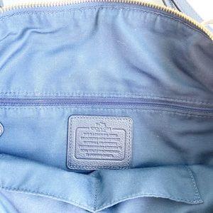 Coach Bags - Coach prairie satchel bag in Navy